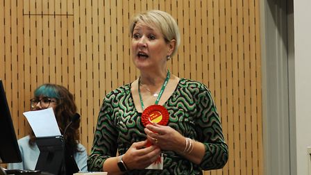 Jo Rust, Labour candidate for North West Norfolk at the December 2019 elections Picture: Chris Bi