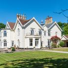 This five bedroom house in Scole, on the Norfolk-Suffolk border, is for sale for offers in excess of