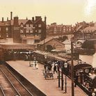 The railway line from King's Lynn to Hunstanton could be restored. Picture: Archant