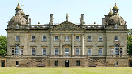 Houghton Hall, between Fakenham and King's Lynn, is set to reopen to the public following the corona