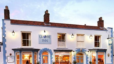 The Globe Inn at Wells-next-the-Sea was one of four Chestnut Inns to open on July 4 Picture: Ches