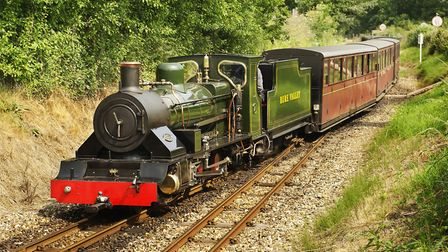 Bure Valley Railway has fresh systems in place to keep passengers and staff safe Picture: BVRW
