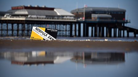 How you can get involved with this years Norfolk Day. Picture: ANTONY KELLY