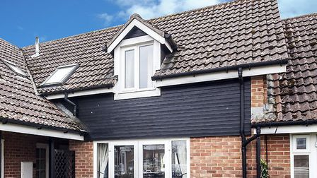 The cottage in Wroxham where Jeremy Arnold allowed two brothers to stay during lockdown while their