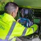 CityFibre is planning a £50m investment to install full fibre broadband to 100,000 homes and propert