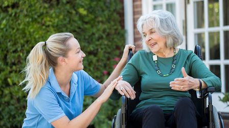 'It is knowing that you are making a difference that makes working in adult social care so special.'