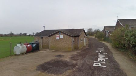 Police are hunting three men behind an armed robbery close to Martham Sports and Social Club in Roll