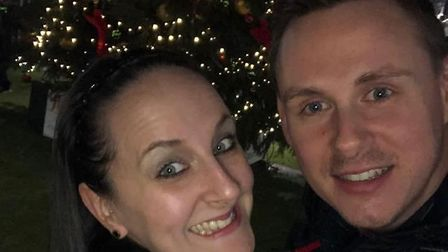 Vicky Wackett and Tom Baxter, from Dereham, had been due to get married in March 2020 - but lockdown