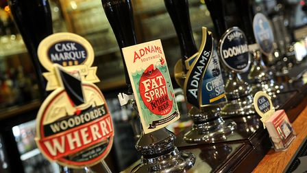 Pub of the Week - The Orchard Gardens pub, North Walsham.Picture: ANTONY KELLY