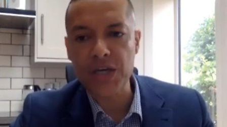 Norwich South Labour MP Clive Lewis has urged the government to consider a four-day working week. Ph