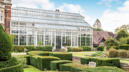 The home for sale at Whitlingam Hall. Pic: William H Brown