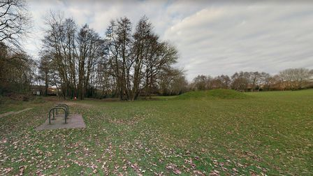 North Wootton Park, on the outskirts of King's Lynn, where the attack took place Picture: Google