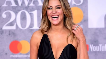 An inquest has been held into the death of Love Island presenter Caroline Flack. Picture: PA Wire/P
