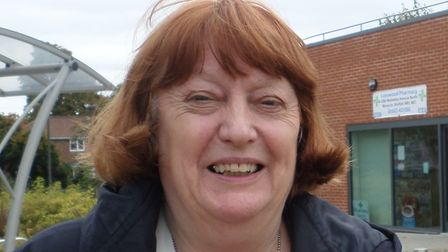 Marion Maxwell, Labour councillor for Crome: Pic: Labour.