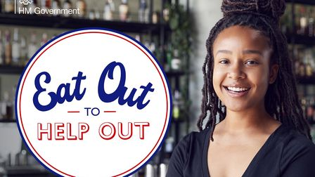 About 4000 businesses have signed up to be part of the 'Eat Out to Help Out' scheme in the East of E