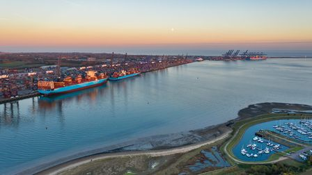 Increased automation will have an impact on how ports operate in the UK and across the world. Pictur