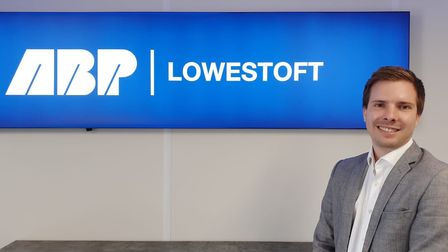 Tom Duit, operations manager at ABP Lowestoft. Picture: ABP