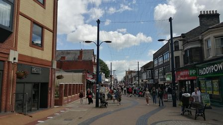 Great Yarmouth has shown another rise in coronavirus cases. Photo: Sarah Burgess