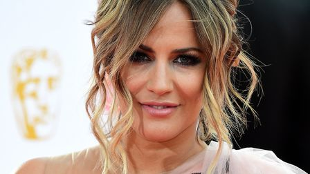 Norfolk TV presenter Caroline Flack, who died in February. Picture: PA Wire/PA Images/Ian West