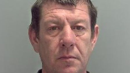 Adrian Lawrence. PIC: Norfolk Police.