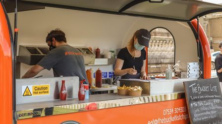 The Bucket List are one of the vendors taking part Picture: Holkham Estate