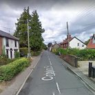 Roadworks on Crown Street in Banham could take up to two weeks. Picture: Google Street View