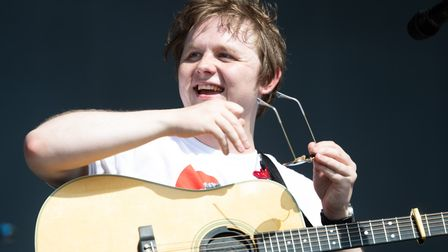Lewis Capaldi has been announced for one of the headliners for Latitude Festival 2021 Picture: Aaron