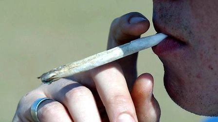 Cannabis possession offences have risen in Norfolk schools and colleges. Picture: PA Images