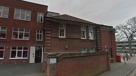 Alan Boswell Group's office on Prince of Wales Road could be turned into flats. Picture: Google