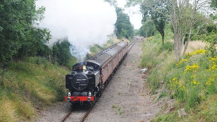 Mid-Norfolk Railways special events trains for summer 2020 have been cancelled. Picture: Ian Burt