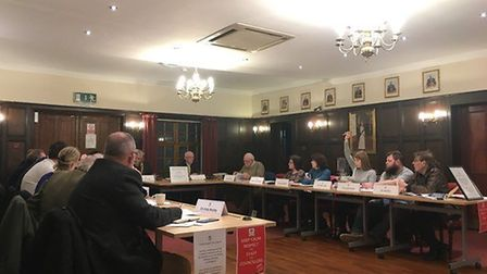 Members of Attleborough Town Council are set to vote for a new mayor. Picture: Archant