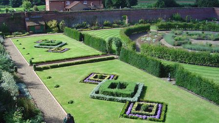 Hoveton Hall Gardens are opening in August as part of the National Gardens Scheme. Picture: Supplied