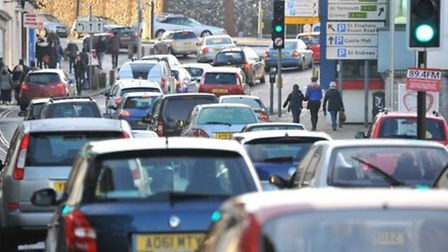 A call for more of Norwich city centre to become car free was deferred by Norwich City Council. Pict