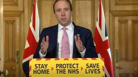 The criticism prompted Health Secretary Matt Hancock to order an urgent review. Picture: PA Wire/PA
