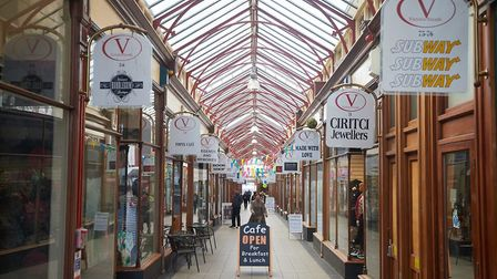 Victoria Arcade in Great Yarmouth Picture: Great Yarmouth BID