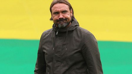 Norwich City manager Daniel Farke said he would like to see fans back 'sooner rather than later', bu