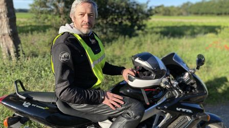 Ieuan Evans, a Thetford motorcyclist, says the A1066, from Thetford to Diss, need immediate repairs.