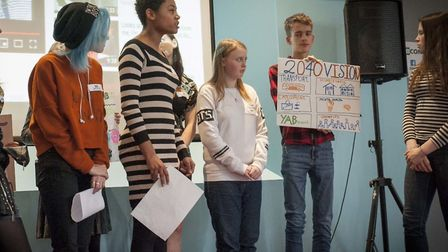 Members of the Youth Advisory Board have responded to claims young people have been complacent over