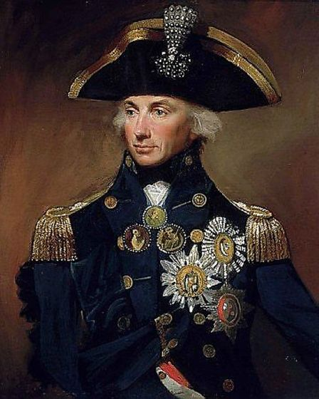Lord Nelson. Picture: submitted