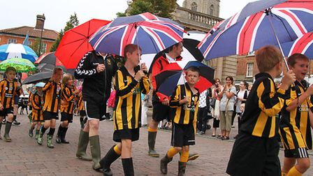 Scenes from the 2013 Fakenham Fair. Pic by Keith Osborn Photography