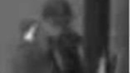 Norfolk Police would like to speak to this person after a disability ramp was stolen from outside a