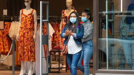 From July 24 wearing a face covering in shops and supermarkets will be mandatory, and anyone failing