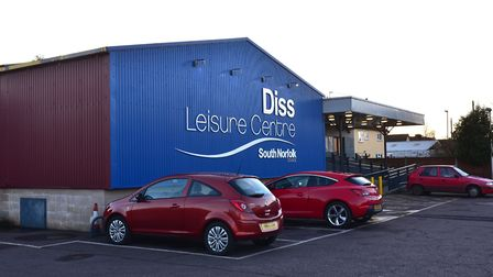 Diss Leisure Centre will stay closed until September 2020. Picture: Archant