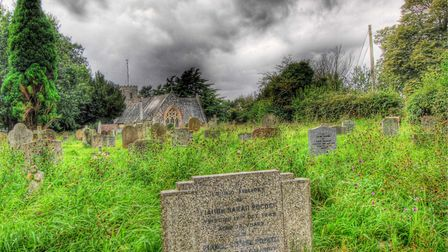 The Hateful Thing is said to prowl the lanes of Geldeston. Picture: EDP Library / Nick Butcher