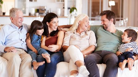 Parents are stepping in to help loved ones – and boost their own finances too. Picture: Getty Images
