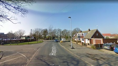 Happisburgh Road, North Walsham. Picture: Google Streetview