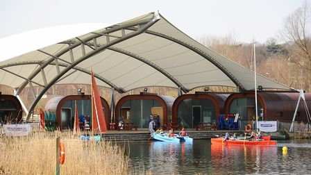 File photo of Whitlingham Adventure. Norfolk County Council is also reviewing its future. Picture: