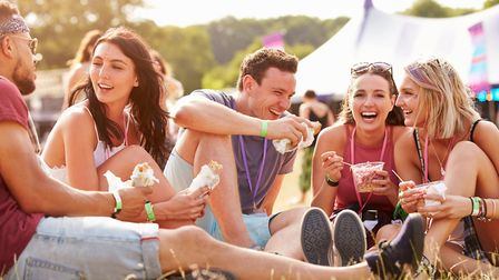 Sundown Concerts are coming to Norfolk this August with live music and food trucks Picture: Getty Im