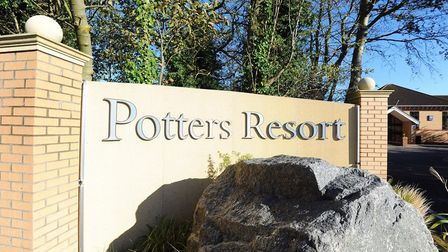 Potters Resort is now closed. Pic: Archant
