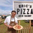 Eric Snaith has opened Eric's Pizza at Drove Orchards, Thornham, near Hunstanton Picture: Chris Bis